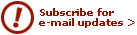 Subscribe for e-mail updates
