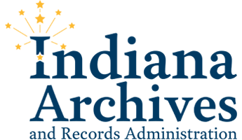Logo - Indiana Archives and Records Administration