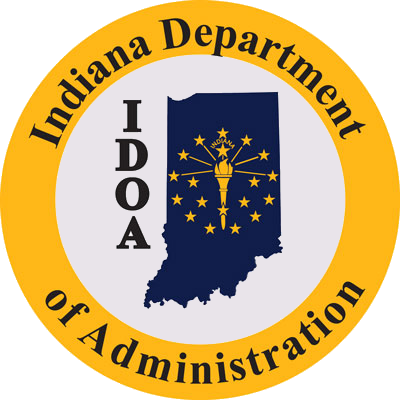 Indiana Department of Administration Logo
