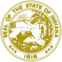 Logo - Indiana State Department of Health