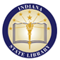 Indiana State Library Logo