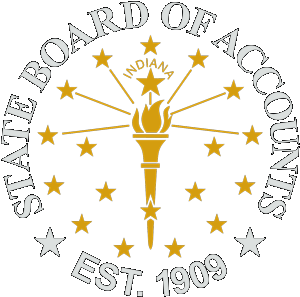 Indiana State Board of Accounts Logo