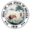 Commission on Improving the Status of Children in Indiana Logo