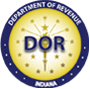 Indiana Department of Revenue Logo
