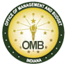 Indiana Office of Management & Budget Logo