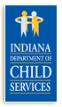 Indiana Department of Child Services Logo