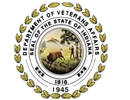 Indiana Department of Veterans' Affairs Logo