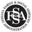 Logo - Family and Social Services Administration