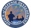 Indiana Office of Defense Development Logo