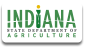 Indiana State Department of Agriculture Logo
