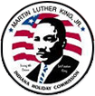 Martin Luther King Jr. Holiday Commission Logo