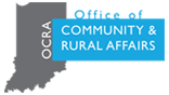 Logo - Indiana Office of Community & Rural Affairs