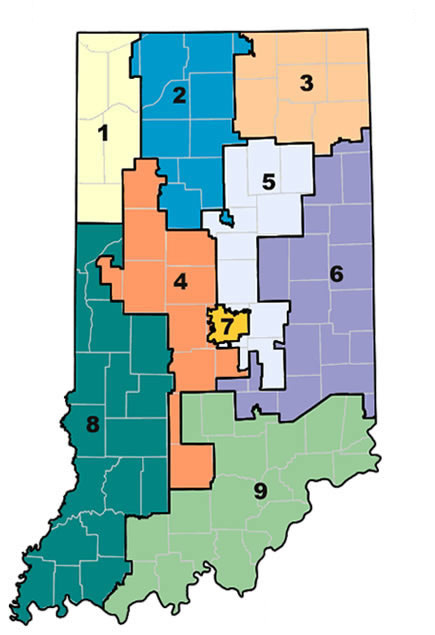 SOS: 2001 Indiana Congressional Districts - repealed January ... Indiana State Senate Districts Map on indiana county school district map, indiana state senators, indiana representatives, illinois general assembly district map, indiana congressional district map, hamilton county indiana township map, indiana parole district map, indiana voting districts, 2014 illinois congressional districts map, indiana legislative districts map, washington state congressional districts map, maricopa county arizona districts map, mn voting districts map, south dakota legislative district map, indiana senate districts map 2014, indiana senate race 2012, illinois house representatives districts map, indiana district 4, indiana house districts, indiana little league districts map,