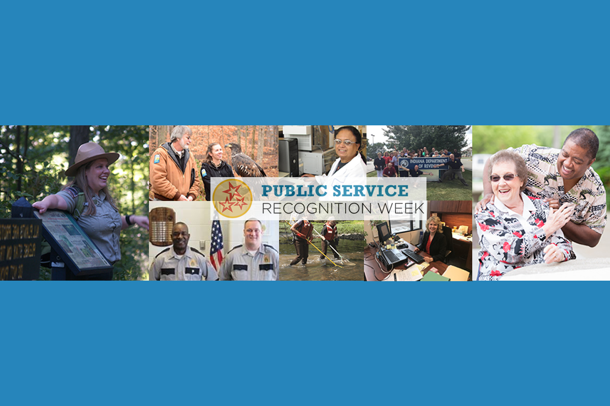 Welcome to Public Service Recognition Week!